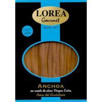 Anchoas del Cantábrico LOREA, lata 45 g