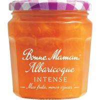 Confitura de albaricoque intense BONNE MAMAN, frasco 335 g