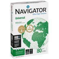 Folio A4, 500 hojas de 80 gr Universal NAVIGATOR, 1 pack