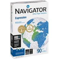 Folio A4 500 hojas de 90gr Expression NAVIGATOR, 1 pack