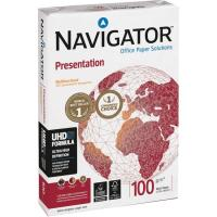 Folio A4, 500 hojas de 100 gr Presentation NAVIGATOR, 1 pack