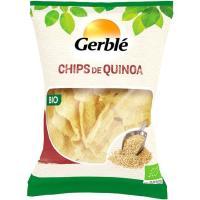 Snacks bio de quinoa GERBLÉ BIO, bolsa 70 g