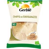 Snacks bio de garbanzos GERBLÉ BIO, bolsa 70 g