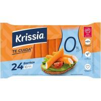 Barritas de surimi 0% mg KRISSIA, bandeja 360 g