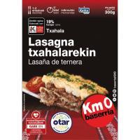 Lasagna de ternera OTAR, bandeja 300 g