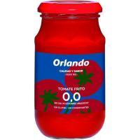 Tomate frito 0% ORLANDO, frasco 295 g
