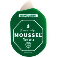 Gel de ducha con aloe vera MOUSSEL, bote 900 ml