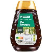Miel del bosque EROSKI, dosificador 350 g