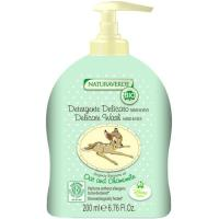 Gel eco bio NATURAVERDE, dosificador 200 ml