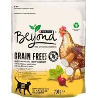 Alimento de pollo para gato BEYOND Grain Free, sobre 700 g