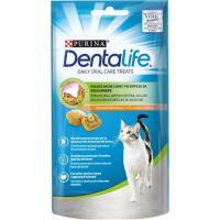 Dentalife de pollo para gato PURINA, bolsa 40 g