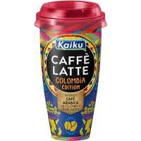 Caffé latte Edición Columbia KAIKU, vaso 230 ml