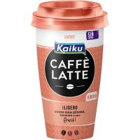 Caffé latte light Mr. Big KAIKU, vaso 370 ml