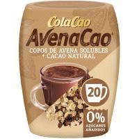 Avenacao cacao con copos de avena COLA CAO, bote 300 g