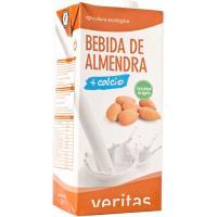 Bebida de almendras con calcio VERITAS, brik 1 litro