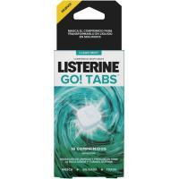 Enjuague bucal en pastillas masticables LISTERINE, caja 16 uds.