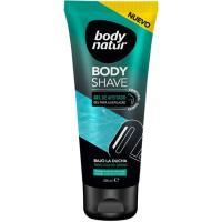 Gel depilación para hombre BODY NATUR, tubo 200 ml