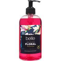 Jabon de manos perfume floral belle, dosificador 500 ml