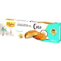 Galleta de coco REGLERO, paquete 100 g