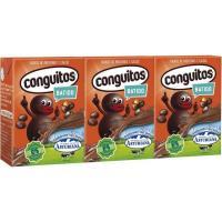 Batido de Conguitos ASTURIANA, pack 3x200 ml