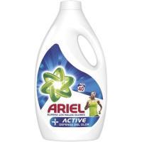 Detergente líquido Active ARIEL, garrafa 40 dosis
