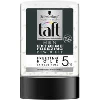 Gel fijador Extreme Hold TAFT, tubo 300 ml