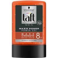 Gel fijador Maxx Hold TAFT, tubo 300 ml