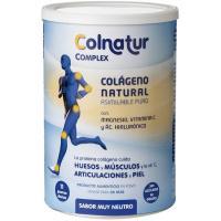Suplemento alimenticio complex sabor neutro COLNATUR, lata 330 g