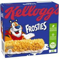 Barritas de cereales FROSTIES, caja 150 g