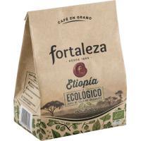 Café en grano eco Etiopía FORTALEZA, paquete 250 g