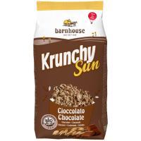 Crunchy sun de chocolate BARNHOUSE, paquete 750 g