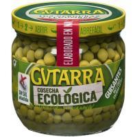Guisante ecológico GVTARRA, frasco 215 g