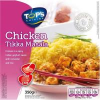 Chicken tikka masala TOP'S CUISINE, caja 250 g