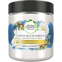 Mascarilla hidratante de argán HERBAL ESSENCES, tarro 250 ml
