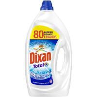 Detergente en gel total DIXAN, garrafa 80 dosis