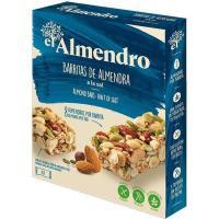 Barrita a la sal EL ALMENDRO, 4 uds., caja 84 g