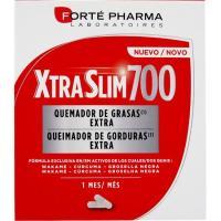Quemador de grasas Xtraslim 700 FORTÉ PHARMA, caja 120 cápsulas