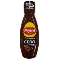 Salsa barbacoa cero PRIMA, bote 570 g