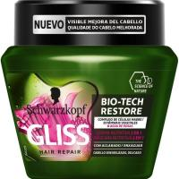 Mascarilla Bio-Tech reparador GLISS, bote 300 ml