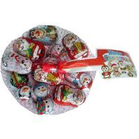 Muñecos de Navidad relleno de leche LAICA, 1 ud., 80 g