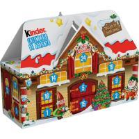 Calendario Casa de Adviento 3D KINDER, 1 ud., 234 g