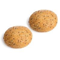 Pan burger de cereales, 2 uds., bandeja 170 g