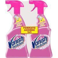 Quitamanchas VANISH, pack 2x500 ml