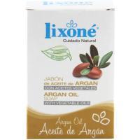 Jabón con aceite de argán LIXONE, pastilla 1 ud.