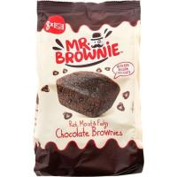 Brownies con chocolate MR. BROWNIE, bolsa 200 g