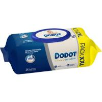 Toallitas DODOT Sensitive, paquete 72 uds.