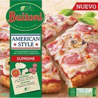 Pizza american style supreme NESTLÉ, caja 420 g