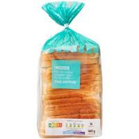 Pan de molde con corteza EROSKI, paquete 460 g