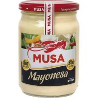 Mayonesa MUSA, frasco 450 ml