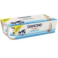 Yogur natural DANONE, pack 8x125 g